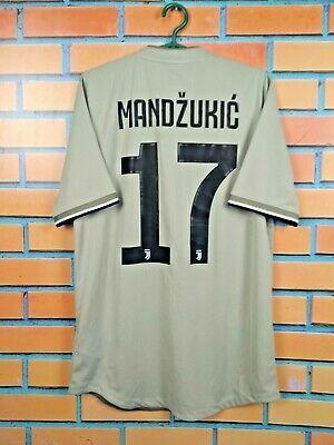 vapor Controlar Paralizar  Mandzukic Juventus Authentic Jersey 2018 2019 Climachill M Shirt ...