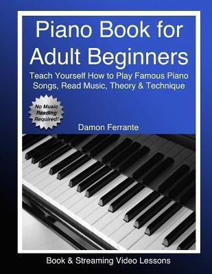 DOWNLOAD PDF] Piano Book for Adult Beginners: Teach Yourself How ...