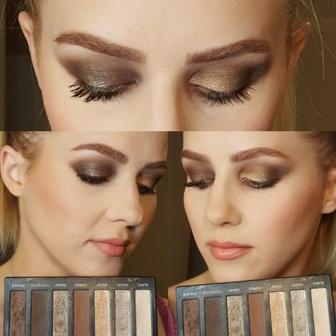 eyeshadows 2 looks one palette 💜 who has...