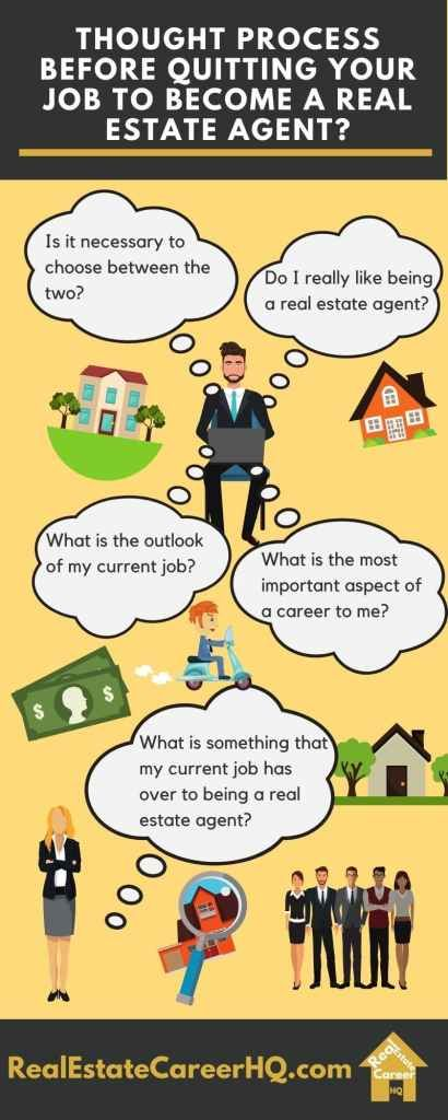 Should I Quit My Job And Become A Realtor Becoming A Realtor I Quit My Job How To Become