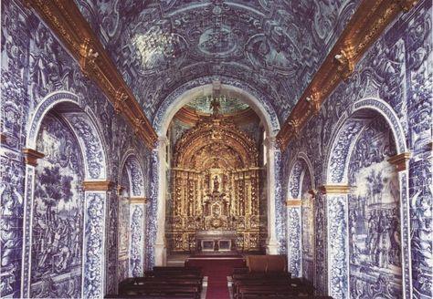 S Lourenço church - Almancil Algarve Cities  Places Pinterest