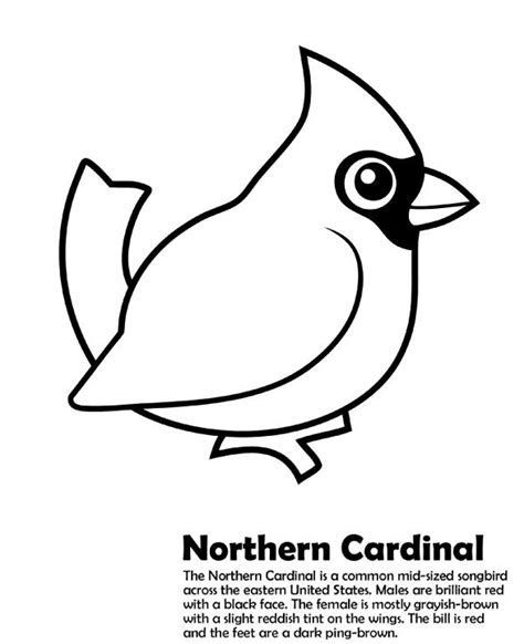 Image Result For Cardinal Bird Template Printable With Images