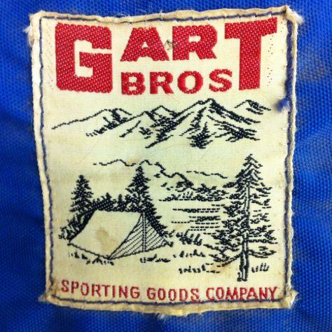 Gart Brother's Sporting Goods. Now defunct Colorado sporting goods retailer.