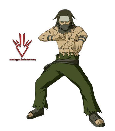 Kakuzu - Render - Naruto by Obedragon on DeviantArt