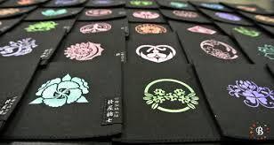 家紋とは違う紋章 聞き慣れない日本の 花個紋 の美しさに海外興味