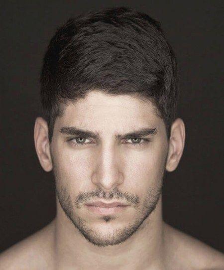 Frisuren Für Dickes Haar Männer | Männer Frisuren | Frisur ...