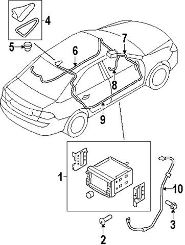 Kia Optima Navigation System Wiring Diagram Navigation System Kia Optima Diagram