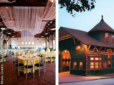 The Trolley Barn Wedding Venue Atlanta Dekalb 30307 Party Venues Events Pinterest Weddings And