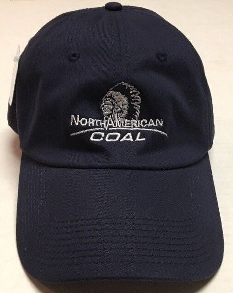 watch 1a83f 0b41c North American Coal Hat Nodak Energy Services Cap Bismarck North Dakota ND  L XL