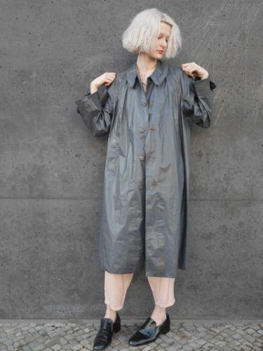 hohe Qualitätsgarantie Rabatt-Verkauf uk billig verkaufen KLEPPER-Rillo-Gummimantel-Regenmantel-TRUE-VINTAGE-raincoat ...