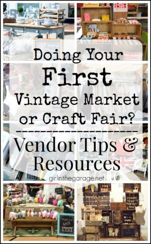 List of Pinterest booth ideas vintage craft fairs pictures