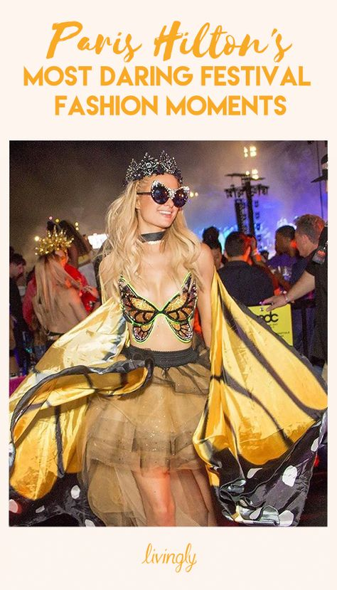 We don't exactly need proof that Paris Hilton is one of the OG queens of free-spirited festival style. After all, it's splashed all over our Instagram feeds time and time again. But if you didn't know, I'm here to tell you that Paris has been in it for the long haul.