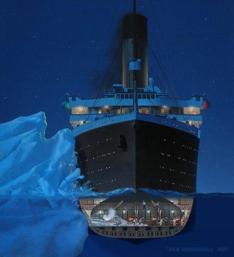 30 Ideas De Titanic Rms Titanic Barcos Fotografía Panorámica