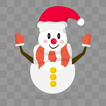Snowman Christmas Decoration Clipart Png Design Character Snowman Christmas Png And Vector With Transparent Background For Free Download Snowman Christmas Decorations Christmas Snowman Snowman