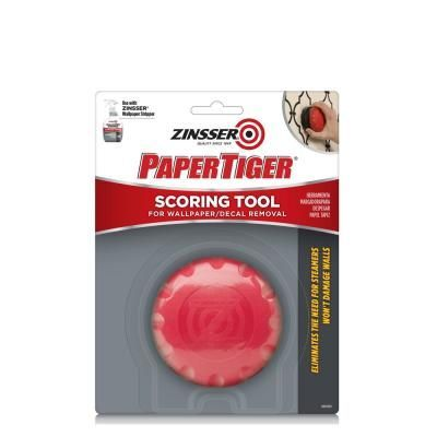 Zinsser Wallpaper Scoring Tool 6 Pack Scoring Tool Paint Supplies Removable Wallpaper Diy