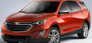 2020 Chevrolet Equinox Gets New Cayenne Orange Metallic Color One Of Three New Hues For The 2020 Chevrolet Equino Safest Suv Chevrolet Equinox Chevy Equinox