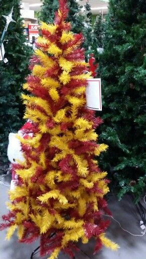 Florida State Christmas tree | Nole Pride | Pinterest