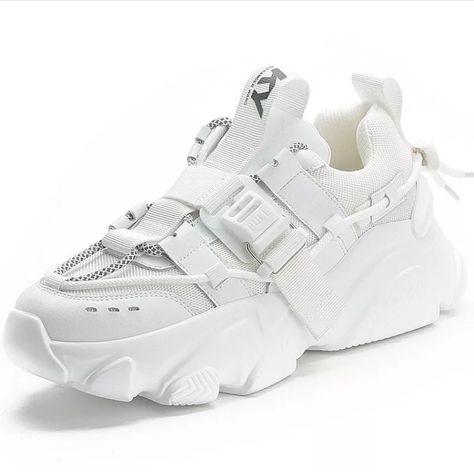 PUMA Vikky Platform Sneaker ($60) ❤ liked on Polyvore