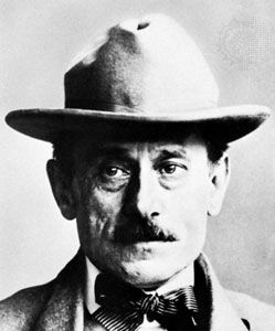 Tony Garnier ♦ Architect and city planner. He was most active in his hometown of Lyon. Garnier is considered the forerunner of 20th century French architects.