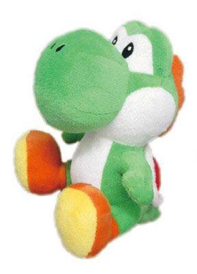 Green Yoshi Plush Wish List Super Mario Hobby Shop Mario