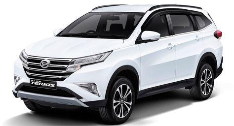 Daihatsu S New Terios Puts The Dn Multisix Concept Into Production Carscoops Daihatsu Terios Daihatsu Gambar Mobil