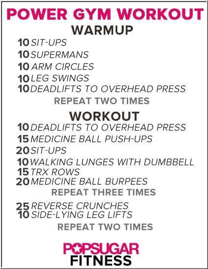 Workouts Plans : Picture Description workout challenge