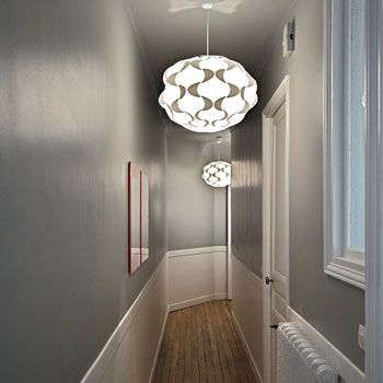 Idee Couleur Couloir Perfect Idee Deco Long Couloir Idee Deco