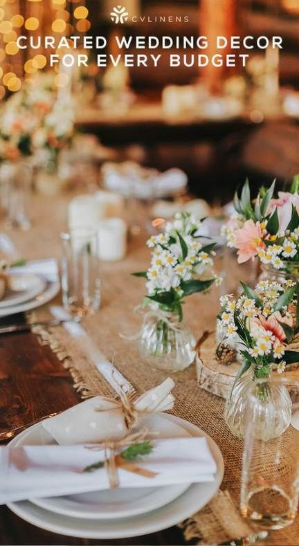 Wedding Outdoor Colors Table Runners 62 Ideas Cheap Wedding