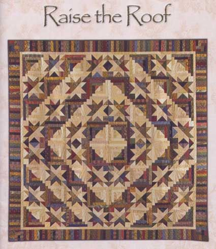 Raise the Roof Pattern at Buggy Barn Reardan, WA