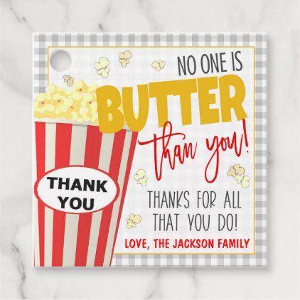 Popcorn Theme, Popcorn Gift, Volunteer Appreciation Gifts, Volunteer Gifts, Pastor Appreciation Ideas, Teacher Treats, Fall Teacher Gifts, Simple Teacher Gifts, Thanksgiving Teacher Gifts