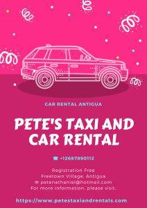 Checklist To Follow During Hiring Car Rental Antigua Airport With Images Car Rental Cheap Car Rental Car Rental Company