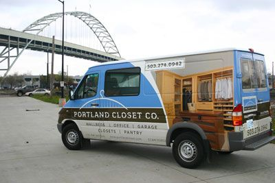 Portland Closet Company, Custom Closets And Organizational Systems | For  The Home | Pinterest | Closet Companies, Custom Closets And Storage  Organization