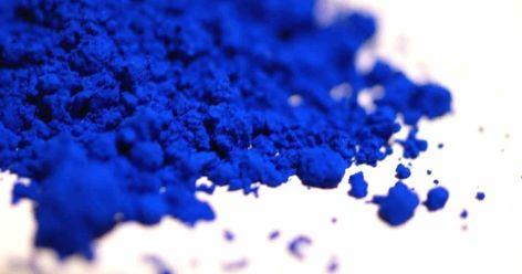 New super color discovered - YlnMn Blue