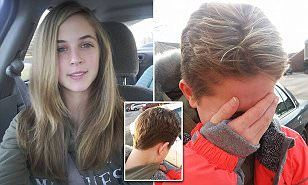 Dad Forces Daughter To Have Hair Chopped After She Gets Highlights Womens Hairstyles Hair Styles Short Hair Styles