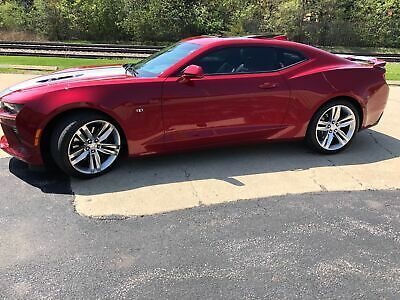 Ebay Advertisement 2016 Chevrolet Camaro 2ss 1 Owner Car Low Miles Paddle Shift Msrp 46 7 Red Hot Che In 2020 Chevrolet Camaro 2016 Chevrolet Camaro 2ss Camaro 2ss