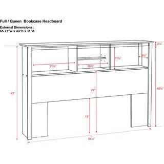 Create Your Own Diy Wooden Headboard Bookcase Headboard