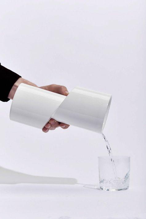 Minimalist Ceramics Focused on Deconstruction - Design Milk