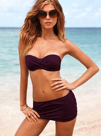 Push-up Bandeau Top - Forever Sexy™ - Victoria's Secret