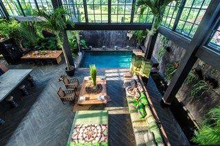 Lucky S Villas Bali Bungalow House Design Tropical House Design Bali House