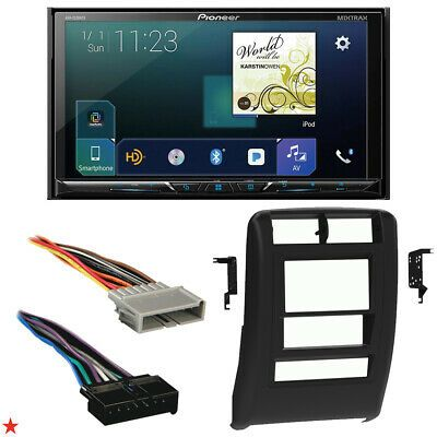 Details About 1997 2001 Jeep Cherokee Double Din Car Stereo