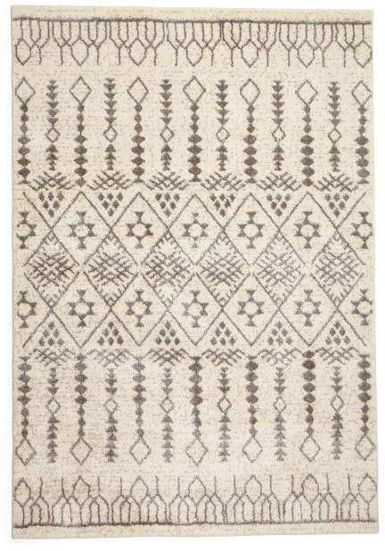 Boho Print Shag Area Rug Rugs In Living Room Carpet Trends Diy