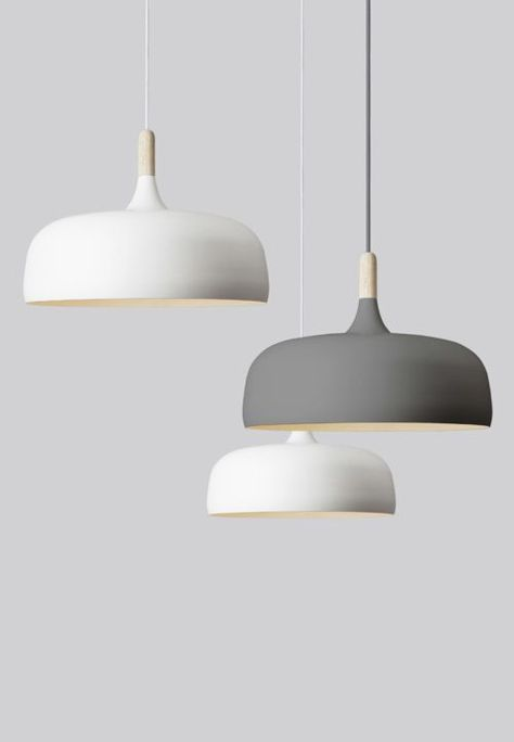 Acorn lampe