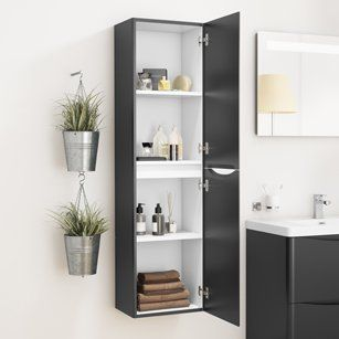 Bathroom Cabinet How To Keep Order