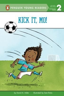 EARLY READER REVIEWS: Kick it Mo! and Fergus and Zeke at the Science