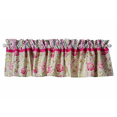 Trend Lab Waverly Jazzberry 82 Curtain Valance Products Pinterest