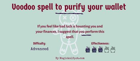 11 Powerful Voodoo Money Spells & Rituals [Like a Wealth Magnet]