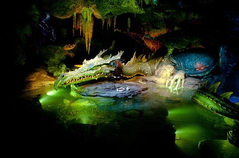 ': Disneyland Paris Update: Return of the Dragon !