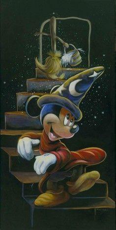Disney Design Group Artist Showcase at the Walt Disney World Resort