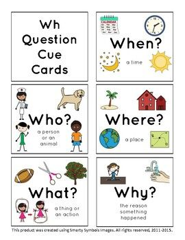 41+ Great wh question worksheets Awesome