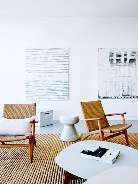 my scandinavian home: A dreamy urban beach home - Interieur inspiratie uit Australie